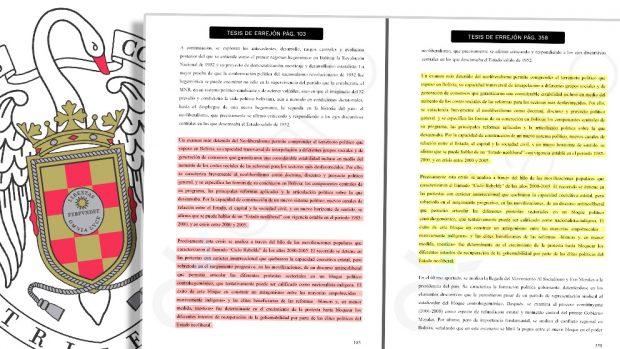 El 'tontoplagio' de Errejón: engordó su tesis doctoral con más de 70 párrafos repetidos