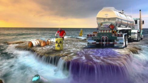 Descubre qué es la contaminación marina