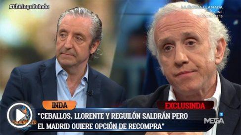 Eduardo Inda desveló los jóvenes llamados a salir del Real Madrid.