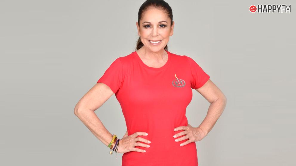 Isabel Pantoja, concursante de Supervivientes 2019