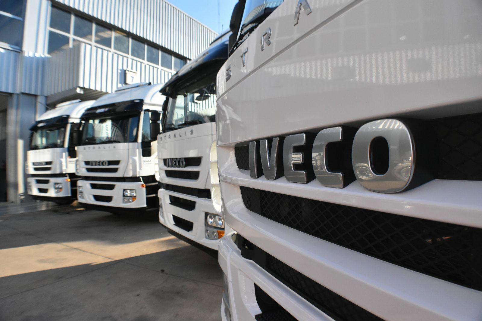 Iveco alarga el expediente de regulación temporal de empleo ERTE en sus plantas de Valladolid y Madrid hasta el 31 de diciembre.