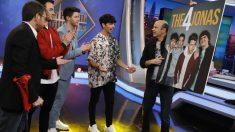Jonas Brothers volvieron a 'El Hormiguero'