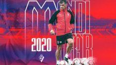 José Luis Mendilibar renueva hasta 2020 con el Eibar (@SDEibar)