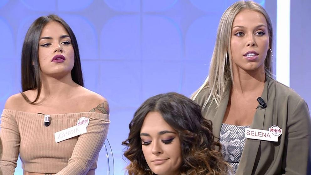 Johana y Selena han sido expulsadas de 'MYHYV'