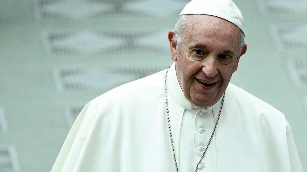 El Papa Francisco I, sumo pontífice de la Iglesia Católica. Foto: AFP