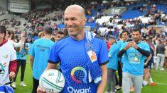 Zidane,-durante-un-partido-benéfico-en-Francia-este-lunes-(AFP)