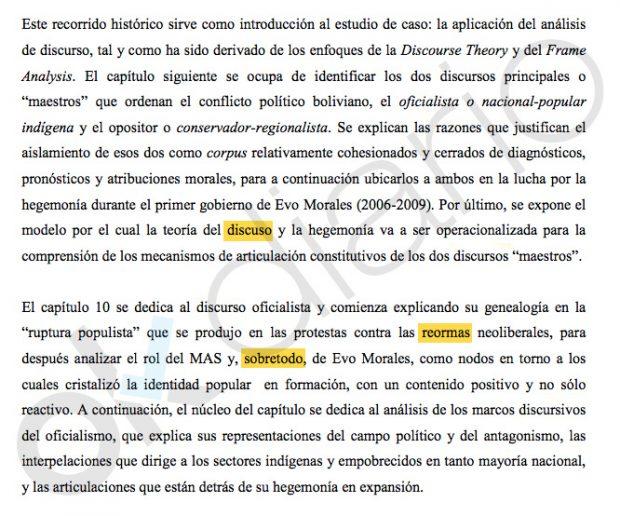 El 'cum laude' Errejón ni pasó el corrector: tiene más de 400 faltas en su tesis doctoral