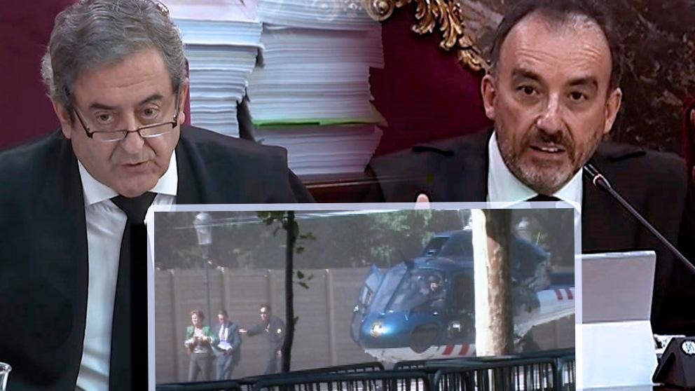Asedio al Parlament de Cataluña