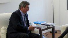 Carlos Bastarreche, embajador de España en Reino Unido