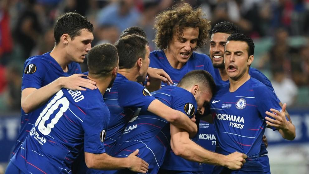 Final Europa League 2019: Chelsea – Arsenal   Partido de fútbol hoy, en directo.