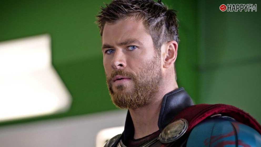 Chris Hemsworth apunto de no participar en 'Cazamariposas'