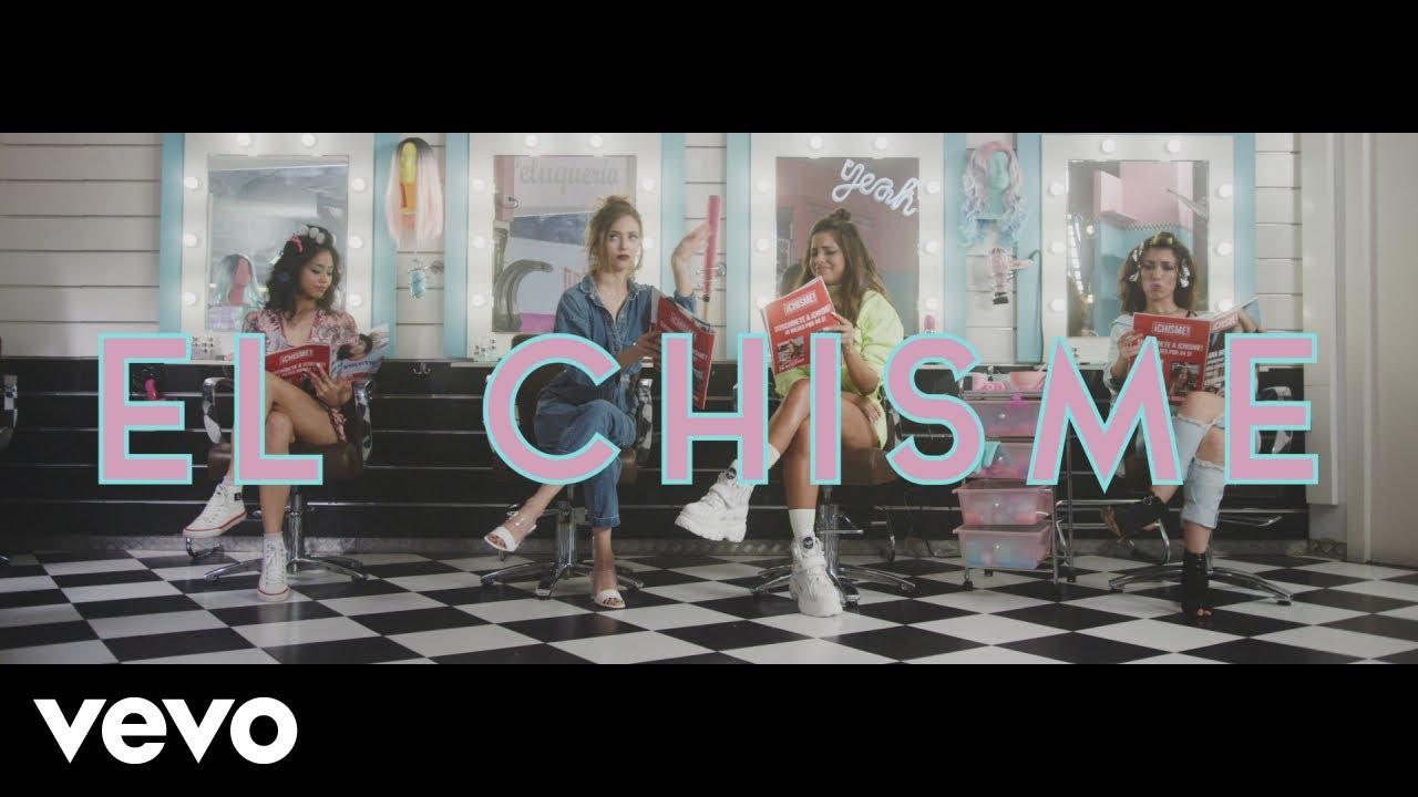 El Chisme, así es el nuevo single de Ana Mena