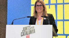 La número dos de la lista de JxCat en Barcelona, Elsa Artadi. Foto: EP