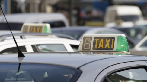 Taxi @Istock