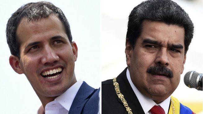 juan guaido nicolas maduro oslo crisis venezuela
