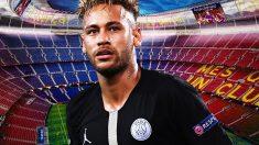 Neymar es un imposible para el Barcelona.