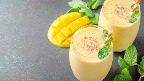 Receta de Lassi de mango