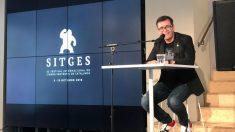 El director del Festival Internacional de Cine Fantástico de Cataluña, Àngel Sala, en rueda de prensa. Foto: EP