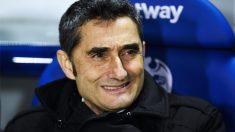 Valverde se quedará la próxima temporada en el Barcelona… si él quiere.