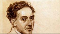 El poeta sevillano Antonio Machado, perteneciente a la Generación del 98, marcó un estilo muy personal.
