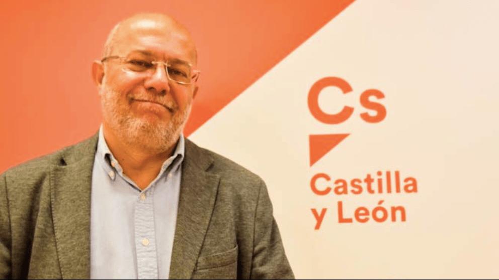 Francisco Igea, líder de Ciudadanos en Castilla y León.