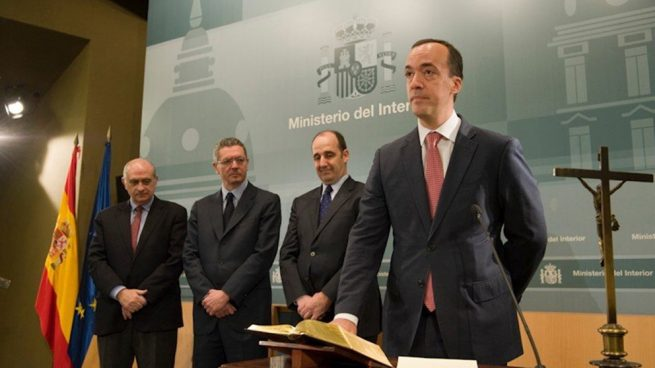 El número 2 del ex ministro Fernández Díaz declarará como imputado por el 'caso fondos reservados'