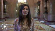 Lorena Roldán, senadora de Ciudadanos @Twitter
