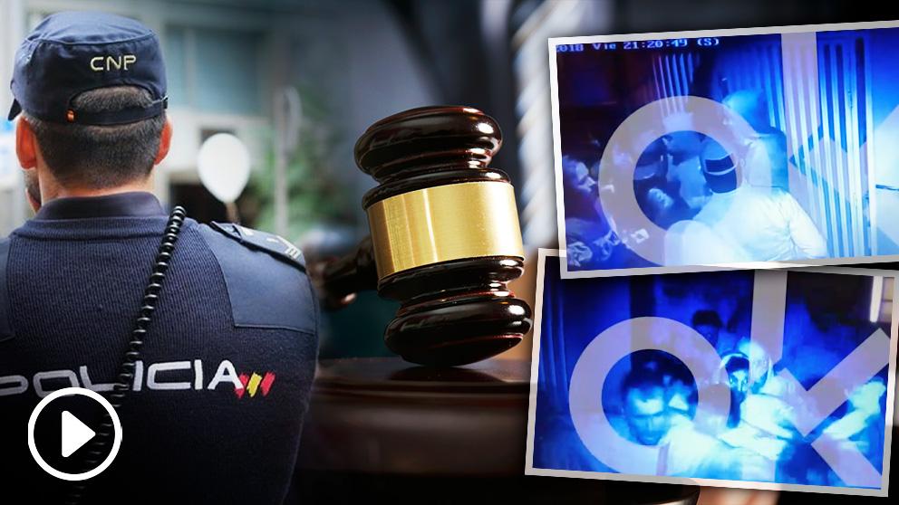 Un juzgado investiga agresiones a policías CIE Aluche