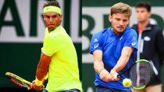 Nadal – Goffin, en directo | Roland Garros 2019