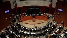 Senado de México. Foto: Europa Press