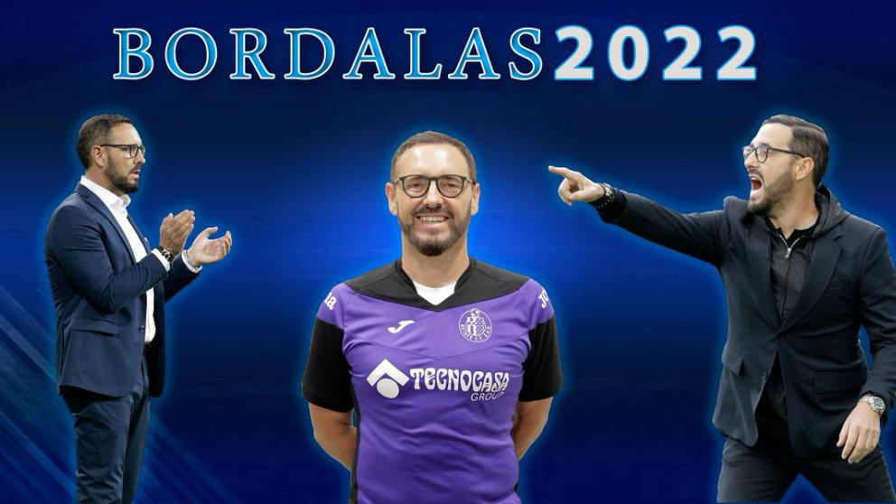 Pepe Bordalás renueva con el Getafe hasta 2022 (Getafe CF)