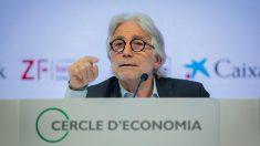 El presidente de Fomento del Trabajo, Josep Sànchez Llibre @EP