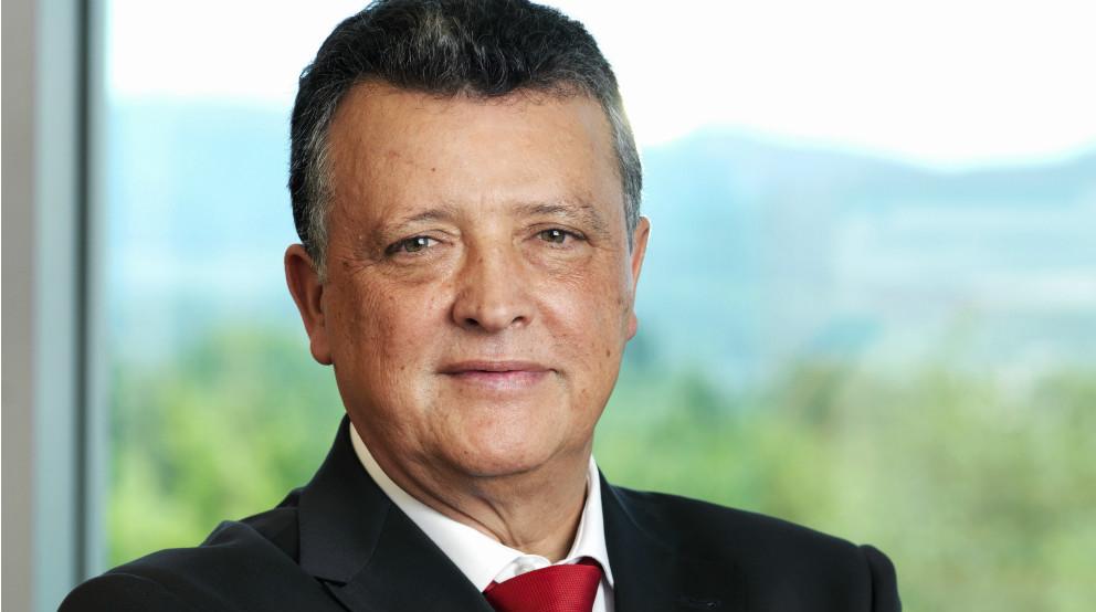 Emilio Titos, responsable de Mercedes Vitoria
