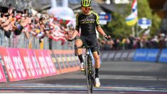 Esteban Chaves volvió a ganar en el Giro de Italia tras pasar una mononucleosis.