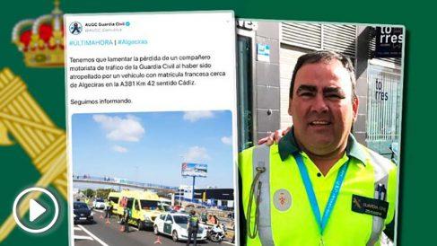 Atropello en Cádiz de un Guardia Civil.