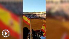 Homenaje de La Maestranza al guardia civil fallecido en Algeciras.