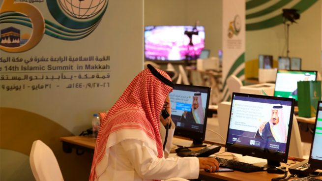 Los países árabes reunidos en La Meca acuerdan enfrentar «las amenazas iraníes»