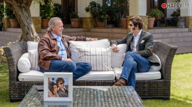 'Mi casa es la tuya': Juan José Padilla confiesa a Bertín Osborne cuantas cornadas tiene