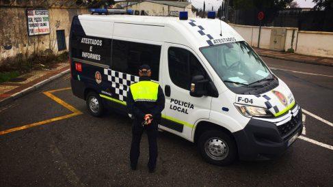 Policía Local de Granada @EP