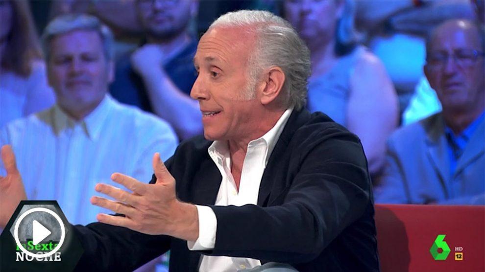 Eduardo Inda en 'La Sexta Noche'
