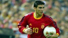 José Antonio Reyes fue internacional con España.