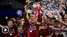 El Liverpool levanta la Champions. (vídeo: Enrique Falcón)