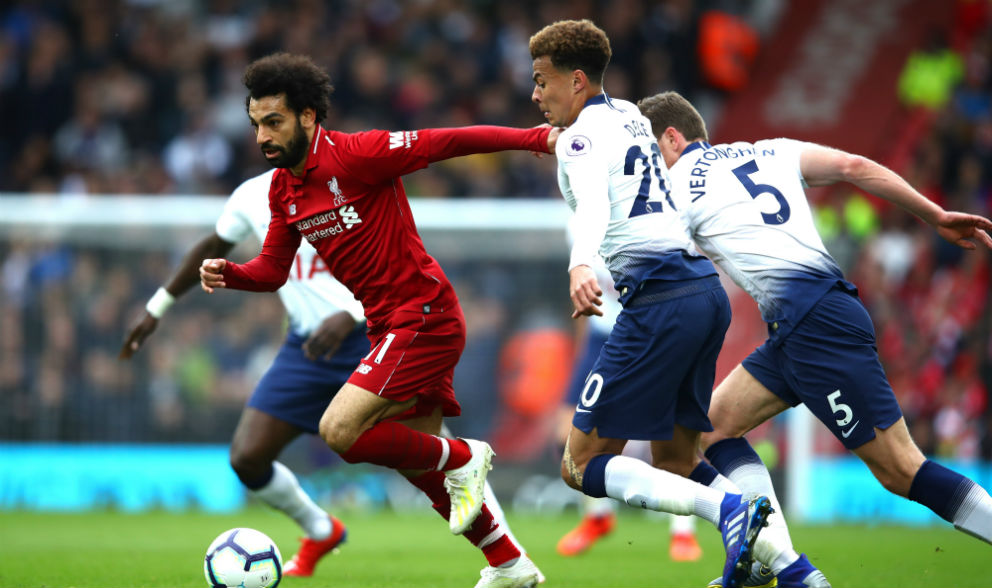 Tottenham – Liverpool: Final de la Champions League, en directo.