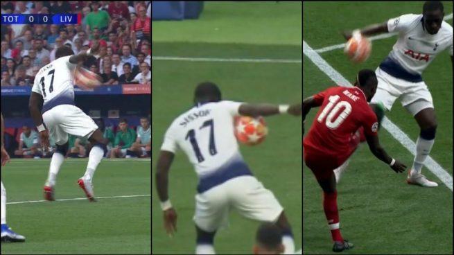 Tottenham Liverpool penalti