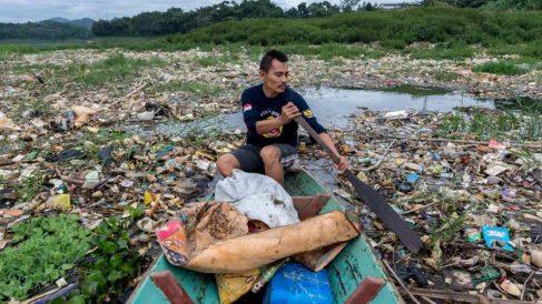 La contaminación de este río es 5.000 veces superior a otros