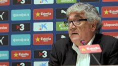 Daniel Sánchez Llibre, expresidente del Espanyol (EFE)