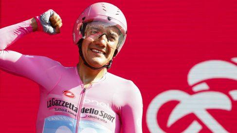 Clasificación Giro de Italia 2019: resultados de la etapa de hoy, sábado 1 de junio, y clasificación final. (AFP)