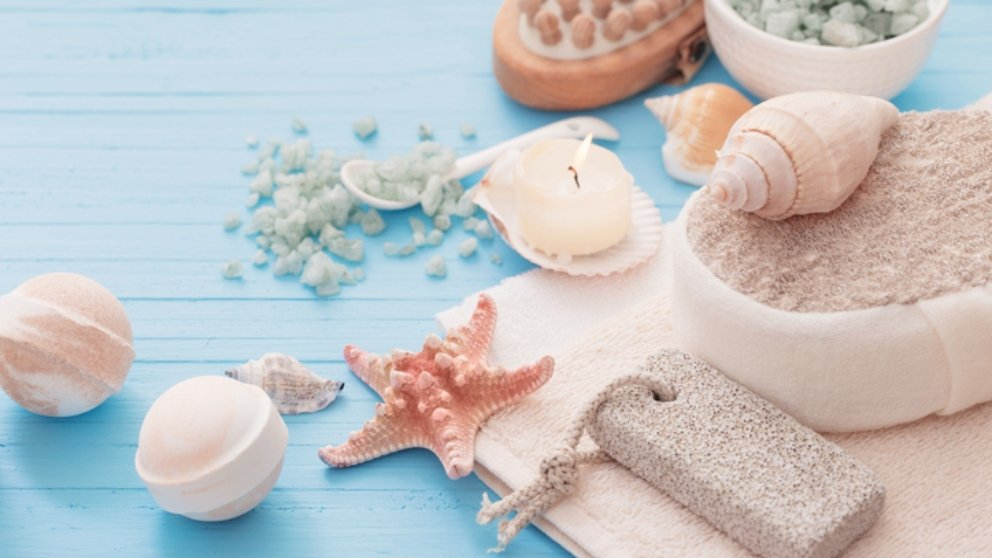 Pasos para hacer velas con conchas