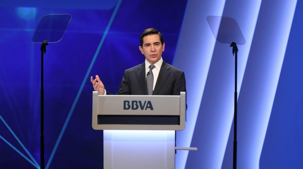 Carlos Torres, presidente de BBVA.