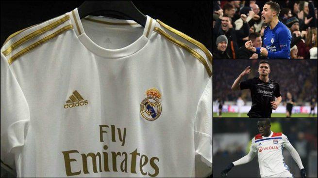 El Real Madrid aplaza la presentación de los nuevos fichajes hasta que se desvele la nueva camiseta